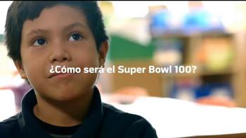 NFL Super Bowl 2016 TV Spot, 'Super Bowl 100' [Spanish] - Thumbnail 1