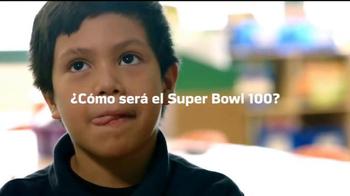 NFL Super Bowl 2016 TV Spot, 'Super Bowl 100' [Spanish] - Thumbnail 2