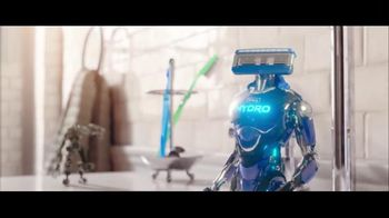 Schick Hydro Super Bowl 2016 TV Spot, 'Robot Razors'