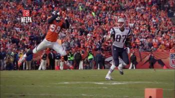NFL Shop Super Bowl 50 Trophy Collection TV Spot, 'Denver Broncos' - Thumbnail 4