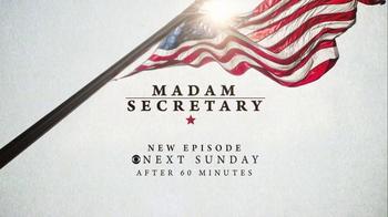 Madam Secretary Super Bowl 2016 TV Promo - Thumbnail 6