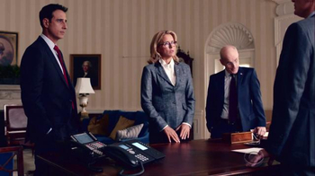 Madam Secretary Super Bowl 2016 TV Promo