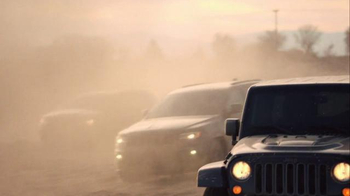 Jeep Super Bowl 2016 TV Spot, '4x4ever' Song by Morgan Dorr - Thumbnail 10