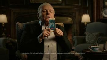 TurboTax Super Bowl 2016 TV Spot, 'Never a Sellout' Feat. Anthony Hopkins - Thumbnail 7
