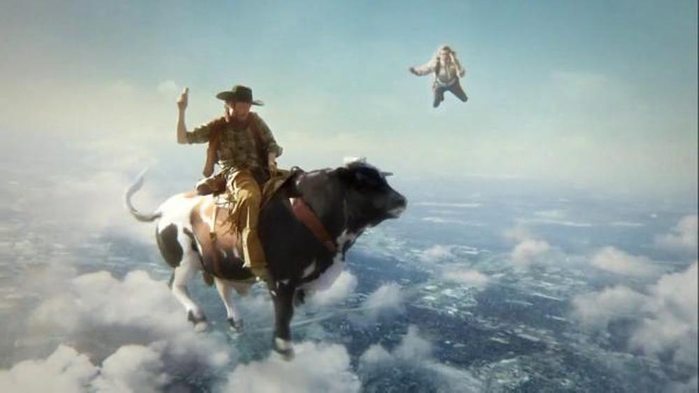 Butterfinger Super Bowl 2016 TV Commercial, 'Bolder Than Bold Jump'
