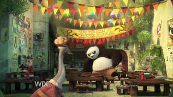 Wix.com Super Bowl 2016 TV Spot, 'Kung Fu Panda Discovers the Power of Wix' - Thumbnail 2