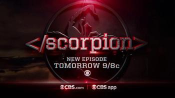 Scorpion Super Bowl 2016 TV Promo - Thumbnail 6