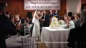 Esurance Sweepstakes TV Spot, 'Overtime' - Thumbnail 1