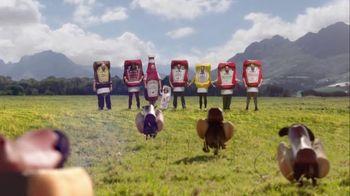 Heinz Ketchup Super Bowl 2016 TV Spot, 'Wiener Stampede'