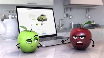 Compare.com TV Spot, 'Angry Apples' - Thumbnail 1
