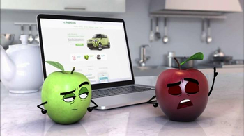 Compare.com TV Spot, 'Angry Apples' - Thumbnail 2