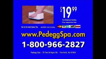 PedEgg Spa TV Spot, 'Sonic Callous Remover' - Thumbnail 8