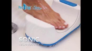 PedEgg Spa TV Spot, 'Sonic Callous Remover' - Thumbnail 2