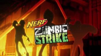Nerf Zombie Strike Crosscut Blaster TV Spot, 'Double Barrels' - Thumbnail 1