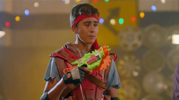 Nerf Zombie Strike Crosscut Blaster TV Spot, 'Double Barrels'
