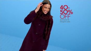 Macy's Presidents' Day Sale TV Spot, 'Dress Shirts, Jewelry and Plenti' - Thumbnail 1