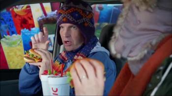 Sonic Drive-In Half-Price Cheeseburgers TV Spot, 'Groundhog Day' - Thumbnail 4