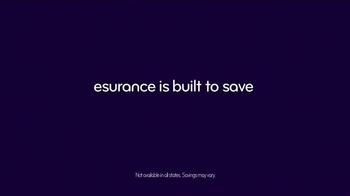 Esurance TV Spot, 'Built to Save: Super Bowl 50' - Thumbnail 5