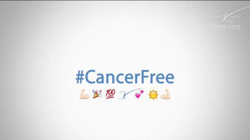 The V Foundation for Cancer Research TV Spot, 'Cancer Free' - Thumbnail 9