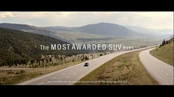 2016 Jeep Grand Cherokee TV Spot, 'Miles' - Thumbnail 10