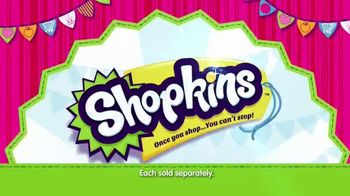 Shopkins Season 4 TV Spot, 'Disney Channel: BFF' - Thumbnail 7