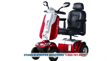 Stars N Stripes Scooters TV Spot, 'Ideal Scooter'