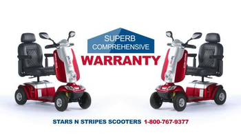 Stars N Stripes Scooters TV Spot, 'Ideal Scooter' - Thumbnail 5