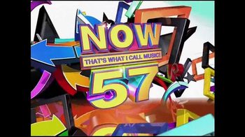 Now That's What I Call Music 57 TV Spot, - Thumbnail 1