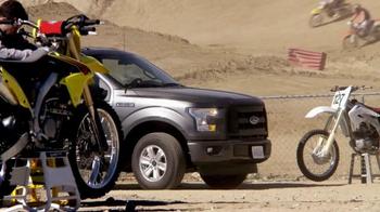 Ram 1500 TV Spot, 'Motocross' - Thumbnail 1