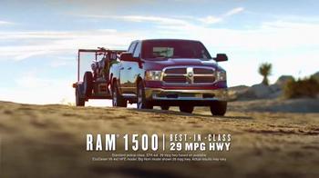 Ram 1500 TV Spot, 'Motocross' - Thumbnail 4