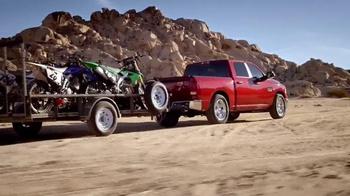 Ram 1500 TV Spot, 'Motocross' - Thumbnail 5