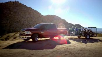 Ram 1500 TV Spot, 'Motocross' - Thumbnail 6