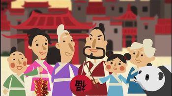 Panda Express TV Spot, 'Celebrate Chinese New Year'