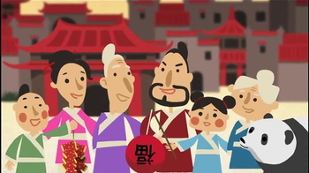 Panda Express TV Spot, 'Celebrate Chinese New Year'