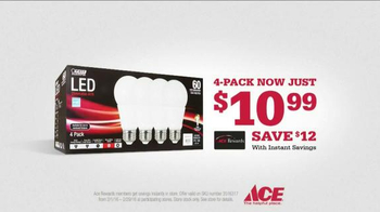 ACE Hardware TV Spot, 'Feit LED Bulbs' - Thumbnail 2