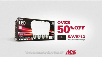 ACE Hardware TV Spot, 'Feit LED Bulbs' - Thumbnail 3