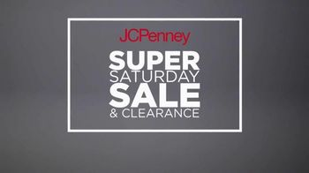 JCPenney Super Saturday Sale & Clearance TV Spot, 'Active Brands'