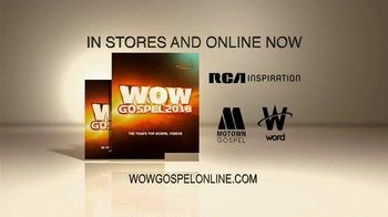 WOW Gospel 2016 TV Spot - Thumbnail 4