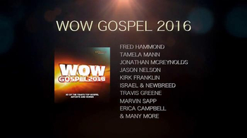WOW Gospel 2016 TV Spot - Thumbnail 3