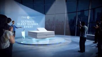 Ultimate Sleep Number Event TV Spot, 'SleepIQ Technology' - 1961 commercial airings