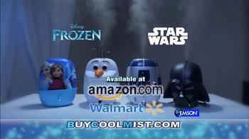 Cool Mist Humidifier TV Spot, 'Frozen and Star Wars' - Thumbnail 9