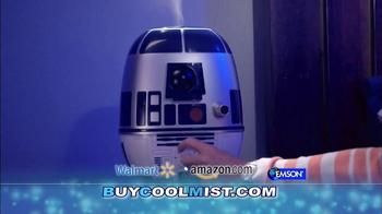 Cool Mist Humidifier TV Spot, 'Frozen and Star Wars' - Thumbnail 4