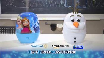 Cool Mist Humidifier TV Spot, 'Frozen and Star Wars' - Thumbnail 5