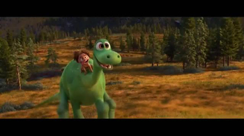 The Good Dinosaur Home Entertainment TV Spot - Thumbnail 1