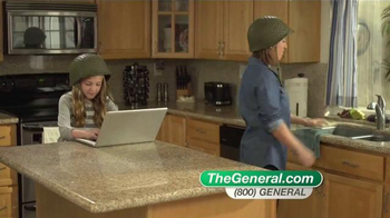 The General TV Spot, 'Mom & Daughter' - Thumbnail 1