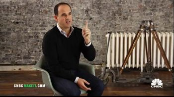 CNBCMAKEIT.com TV Spot, 'It Takes Guts' Featuring Marcus Lemonis