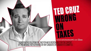 Conservative Solutions PAC TV Spot, 'Tax Plan: Ted Cruz' - Thumbnail 9