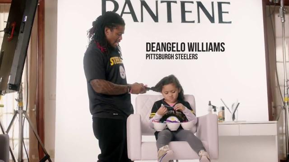 Pantene TV Commercial, 'Strong Is Beautiful: Pantene Dad-Do'