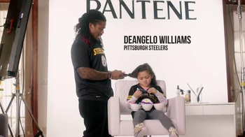 Pantene TV Spot, 'Strong Is Beautiful: Pantene Dad-Do' - 97 commercial airings