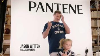 Pantene TV Spot, 'Strong Is Beautiful: Pantene Dad-Do' - Thumbnail 4